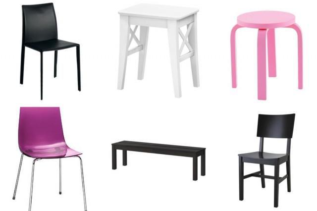 tische und st hle die neuen kombinationen sweet home. Black Bedroom Furniture Sets. Home Design Ideas