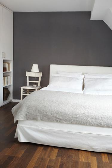 Schlafzimmer ideen wandgestaltung grau  Schlafzimmer Ideen Wandgestaltung Grau | badezimmer & Wohnzimmer