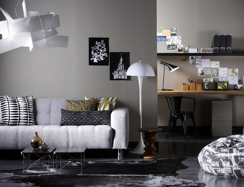 grau alles andere als unscheinbar sweet home. Black Bedroom Furniture Sets. Home Design Ideas