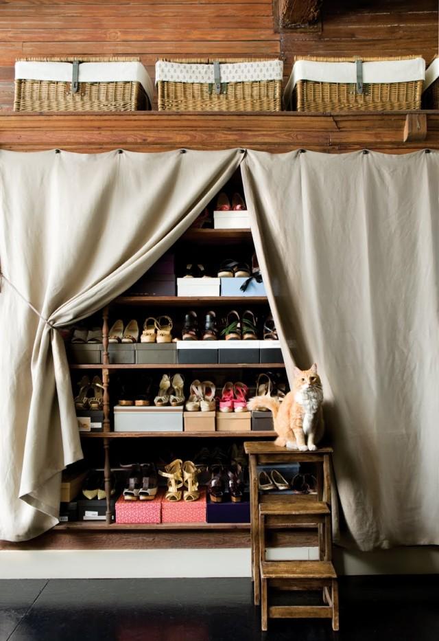 ein platz f r den schuhtick sweet home. Black Bedroom Furniture Sets. Home Design Ideas