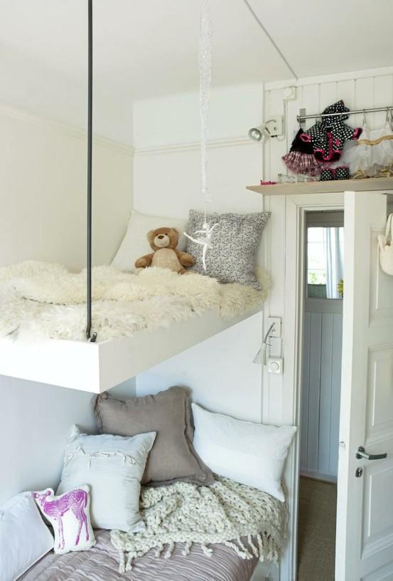 15 grosse ideen f r kleine wohnungen sweet home. Black Bedroom Furniture Sets. Home Design Ideas