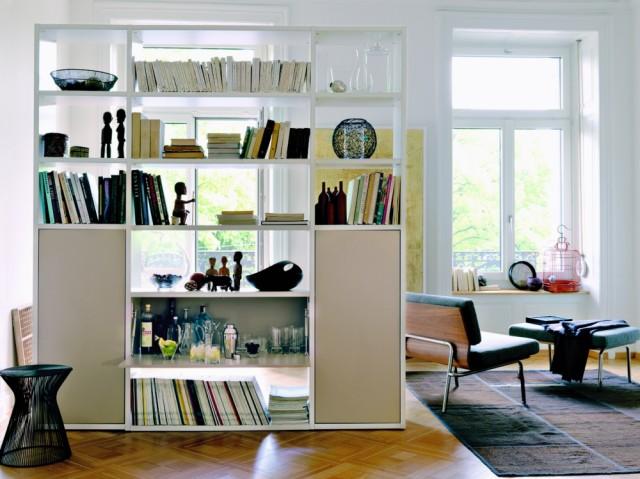Zimmer Wohnung Einrichten Flur Trennwand With Einrichten Ideen Ikea