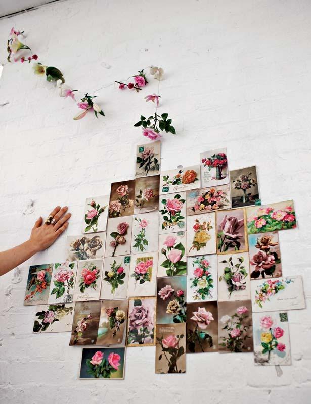 Hurter Designers Tapeten : Wall Flower