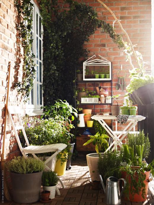 35 wundervolle balkon ideen für einrichtung | menerima, Garten und Bauten