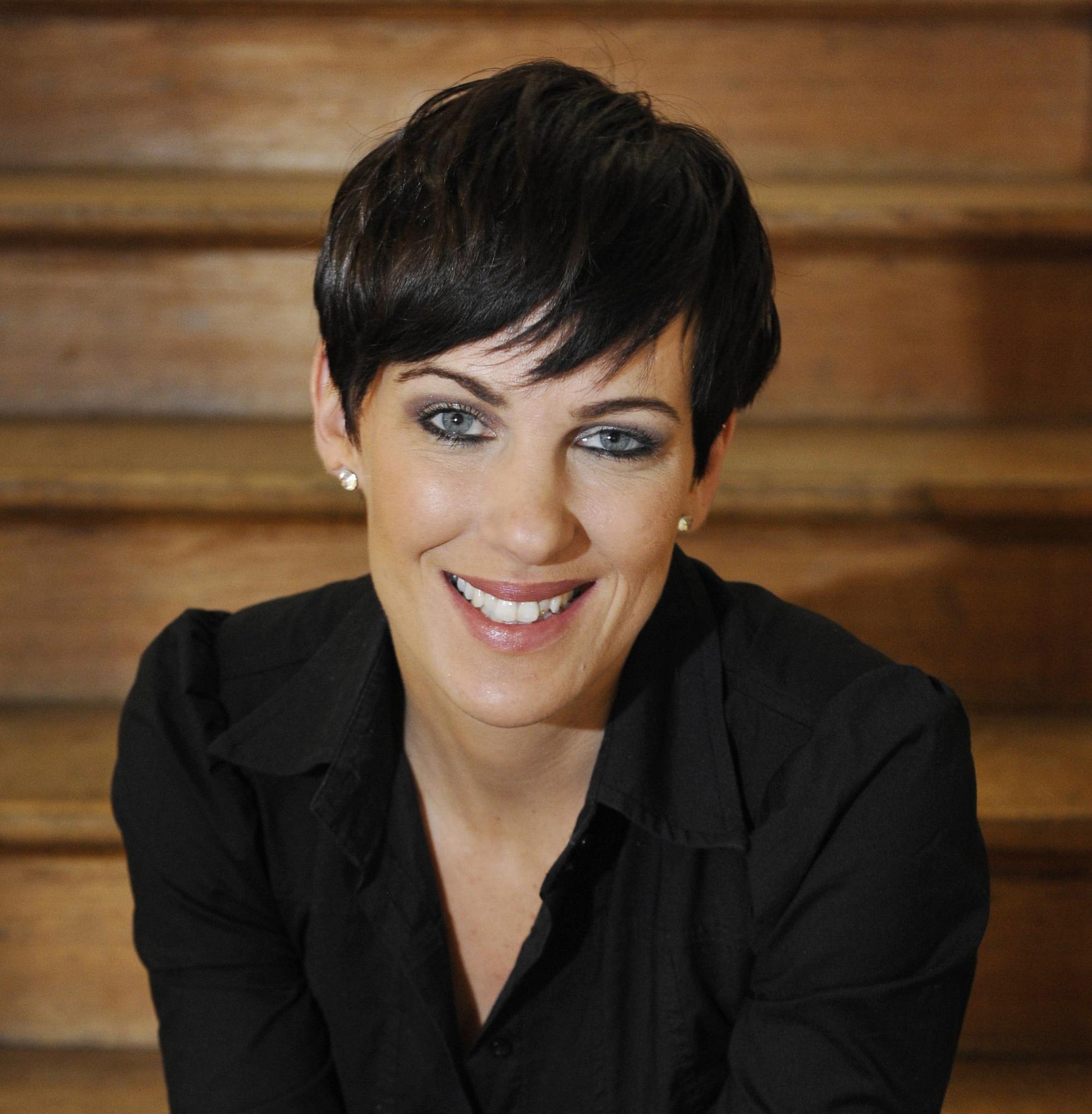 Nadine Borter, Inhaberin der Werbeagentur Contexta. Foto: Philipp Zinniker - NadineBorterClose