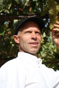 Karl Schefer, Gründer und Chef des Bio-Wein-Händlers Delinat.