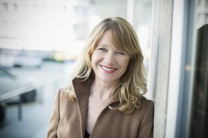 Anna Achermann, Boutique-Besitzerin und Vermögensverwalterin.