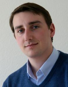 Martin Ebner, Post-Doktorand an der ETH Zürich.