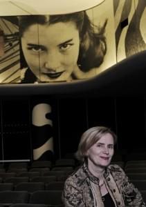 Barbara Flückiger, Professorin für Filmwissenschaft. Bild: Doris Fanconi