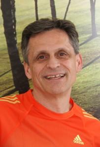 Markus Ryffel, schnellster Schweizer über 5000 Meter und erfolgreicher Unternehmer.