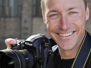 Manuel Bauer, Fotograf jenseits der Komfortzone.