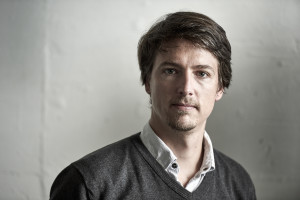 Andreas Riedo, Physiker und Geschäftsführer der Ionight AG. Bild: Adrian Moser