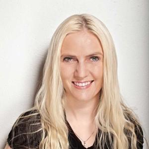 Sigrun Gudjonsdottir, Business-Coach für Unternehmerinnen.