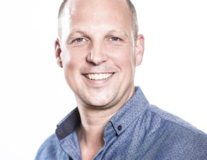 Andy Keel, Unternehmer und Teilzeitmann.