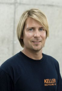 Joel Keller, Recycling-Unternehmer mit sozialer Mission.