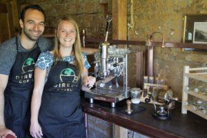 Marie und Michaël Tuil bringen äthiopischen Kaffee direkt zur Schweizer Kundschaft.