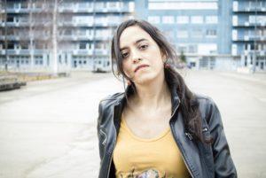 Diana Rojas hat in Kolumbien Volkswirtschaft studiert und wurde in der Schweiz durch die Sympany-Werbung bekannt. Bild: Luca Bricciotti