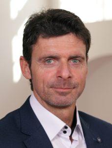 Sébastien Simonet, Psychologe und Geschäftsführer der Nantys AG.