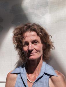 Christine Muehlberger mag das Fremde und die harte körperliche Arbeit. Foto: Annemarie Leiser