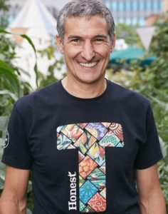 Seth Goldman will als Unternehmer den Konsum tierischer Produkte reduzieren helfen.