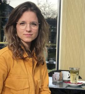 Larissa Hämisegger hat in drei Monaten fliessend Schwedisch sprechen gelernt.