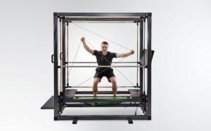Trampolin oder Käfig? Training mit hohem Spassfaktor.