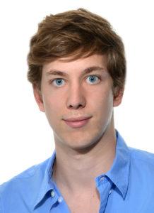 Alexis Steinmann will mit seiner interaktiven Partitur den asiatischen Markt erobern.