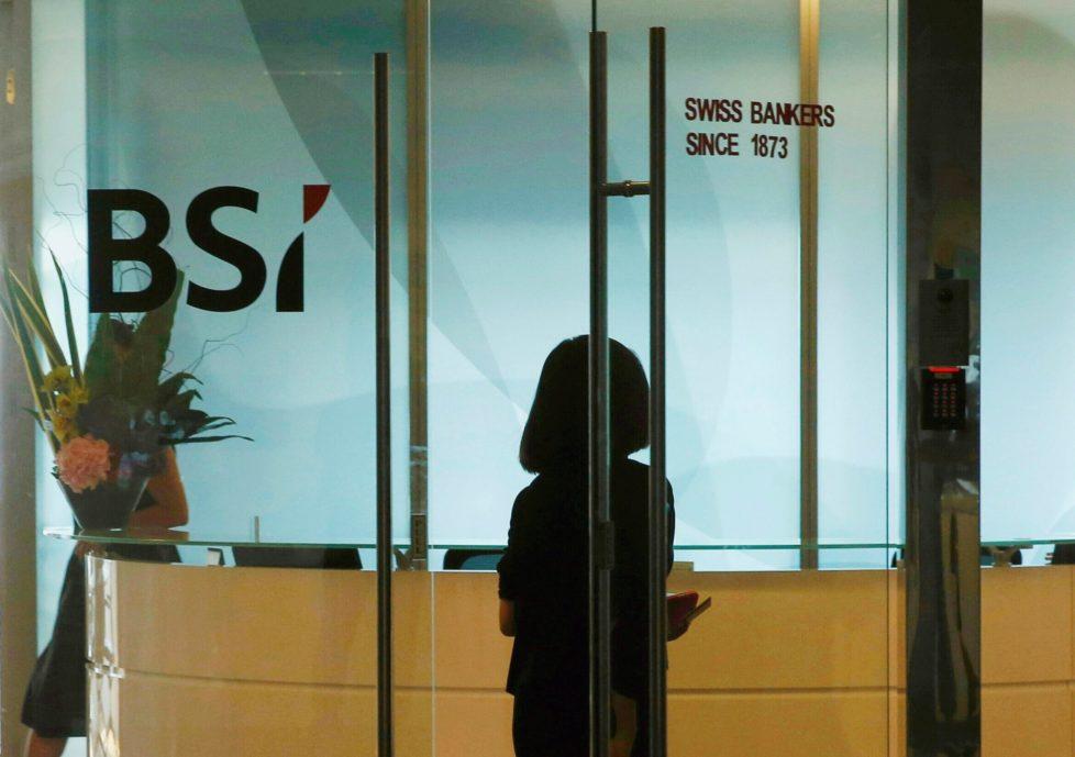 Fall BSI: Zahlreiche grosse Transaktionen zuundurchsichtigen Zwecken.Foto: Reuters