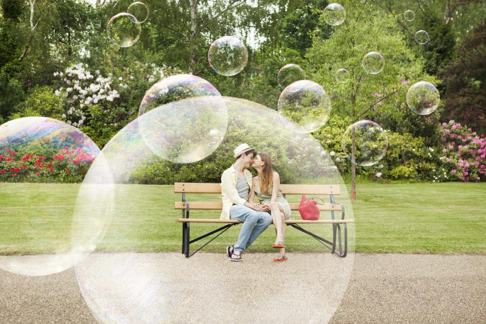 Leben im Konkubinat: Sichern Sie Ihren Partner früh genug ab. Foto: Getty