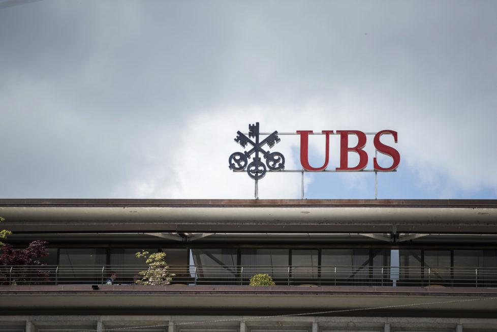 Themenbilder Bankenplatz Schweiz, Rund um den Paradeplatz in Zürich. UBS-Filiale am Paradeplatz. (Tamedia AG/Thomas Egli, 20.5.2016)