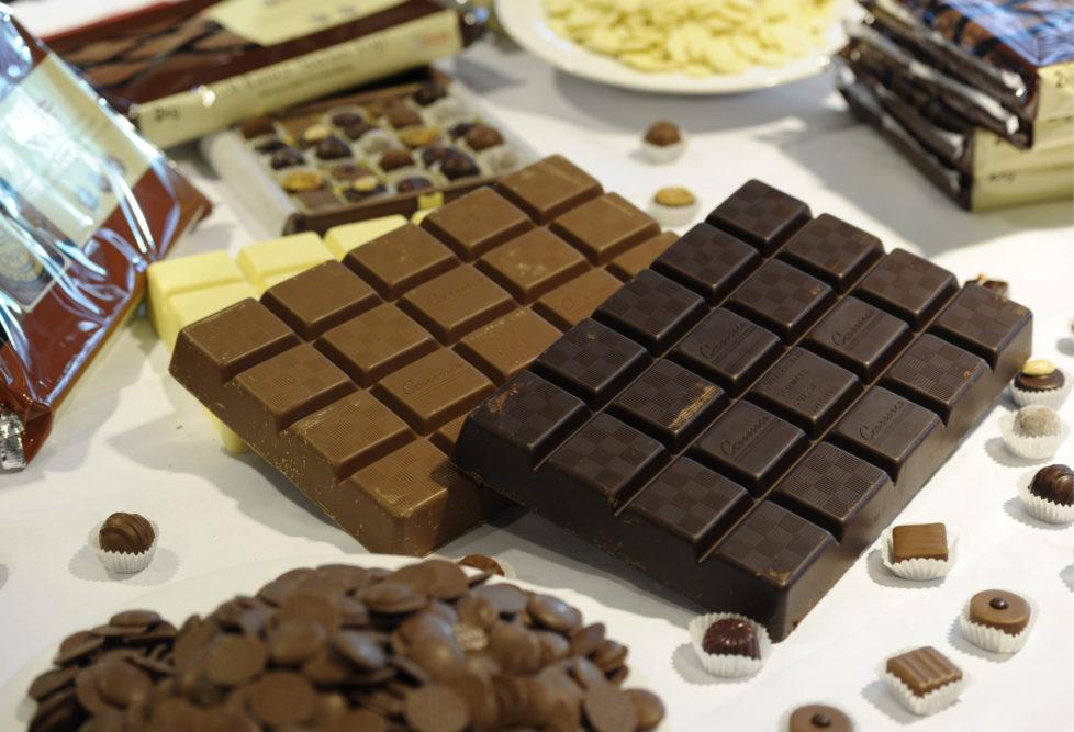 Neuer Kunde: Das Jahr 2016 sieht für den Schokoladenproduzenten Barry Callebaut erfolgsversprechend aus. Foto: Steffen Schmidt/Keystone
