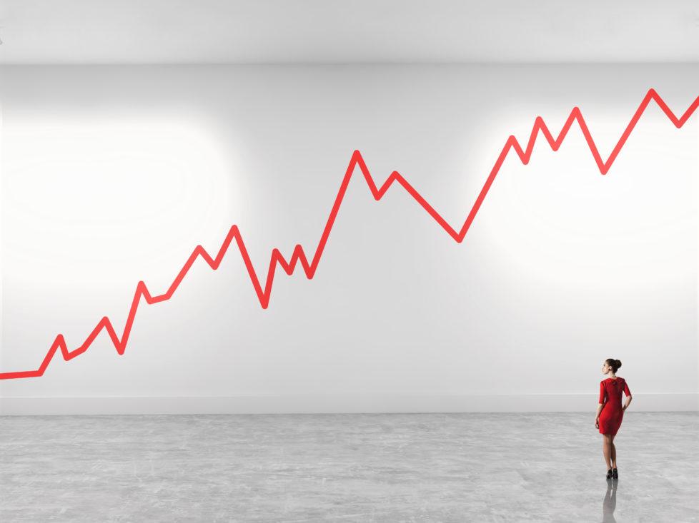 Langfristig planen: Aktien bieten dabei die beste Renditechance. Foto: Getty