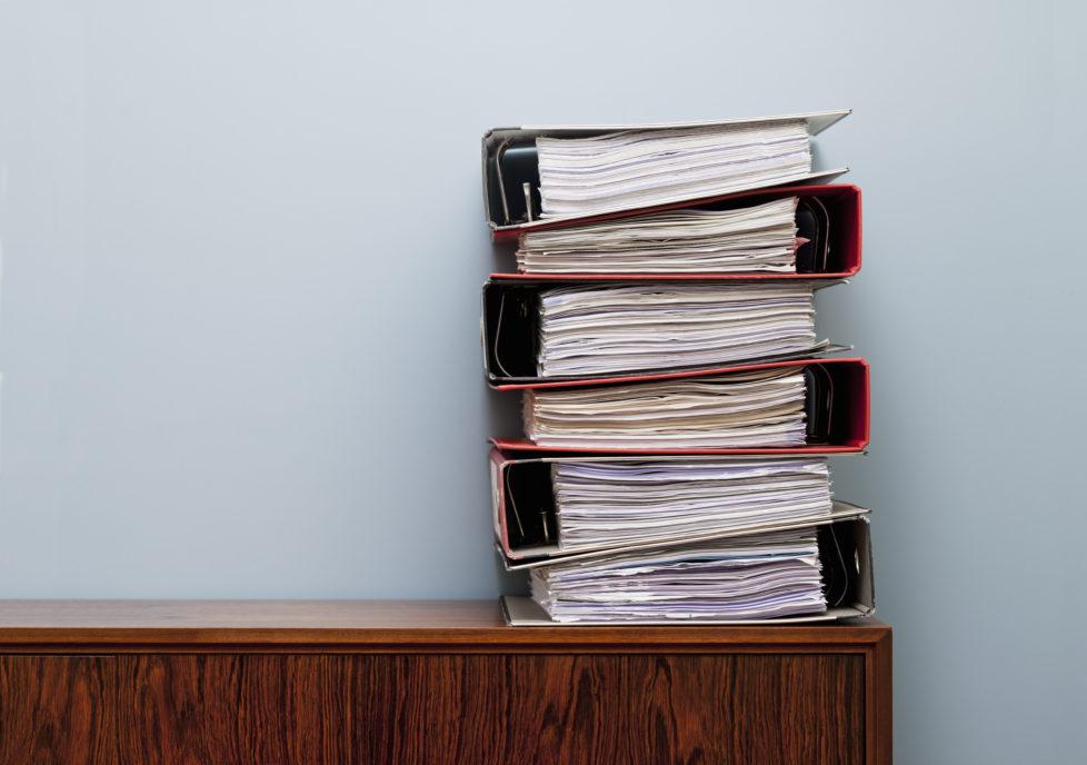 Informationen zum Steuerdomizil: Sie müssen schriftlich deklarieren , ob und wo Sie Ihr bei der Bank deponiertes Kapital versteuern. Foto: PD