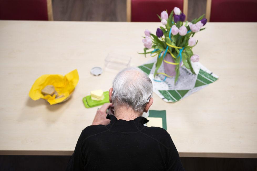 Alters- und Pflegeheim: Früh genug persönliche Entscheidungen treffen. Foto: Thomas Egli