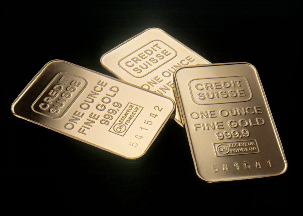 Anlagen in Gold sind zur Absicherung in Krisenzeiten sinnvoll: Als langfristiges Anlage für die Vorsorge aber ungeeignet. Foto Getty Images
