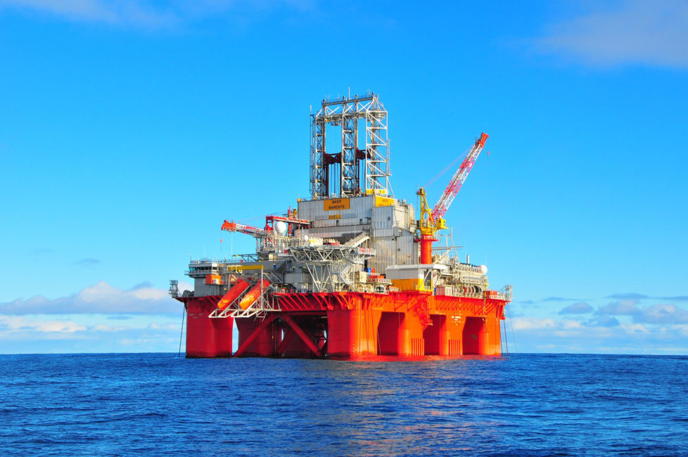 Ölbohrkonzern Transocean: Dramatischer Kurszerfall. Foto: Deepwater
