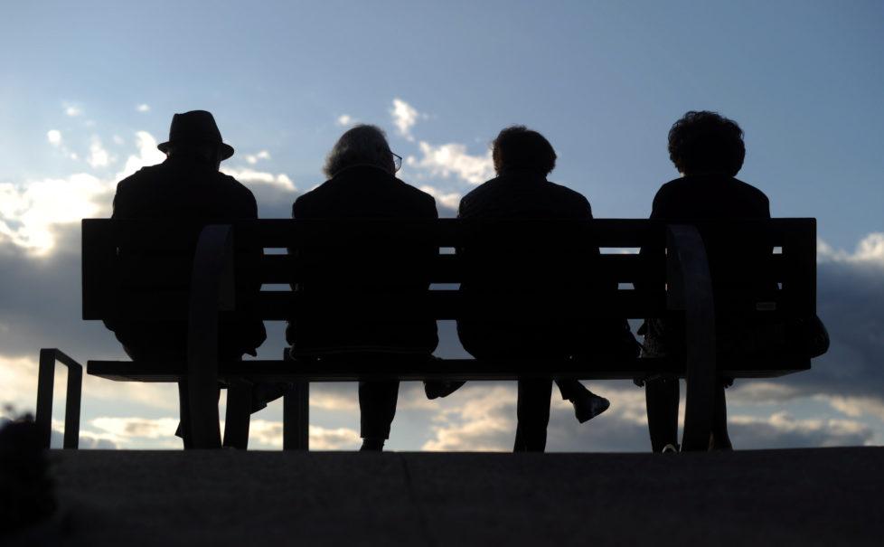 Rentenreform: Bestehende Rentner haben das Nachsehen. Foto: Key