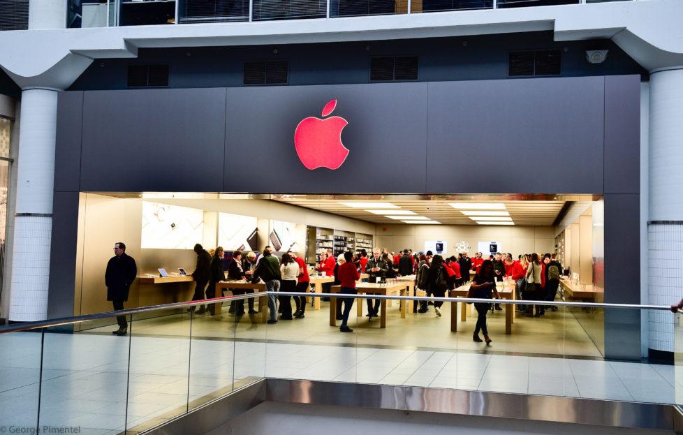 Direktanlagen in den USA: Aktien wie Apple fallen unter die US-Erbschaftssteuer. Foto: Wireimage