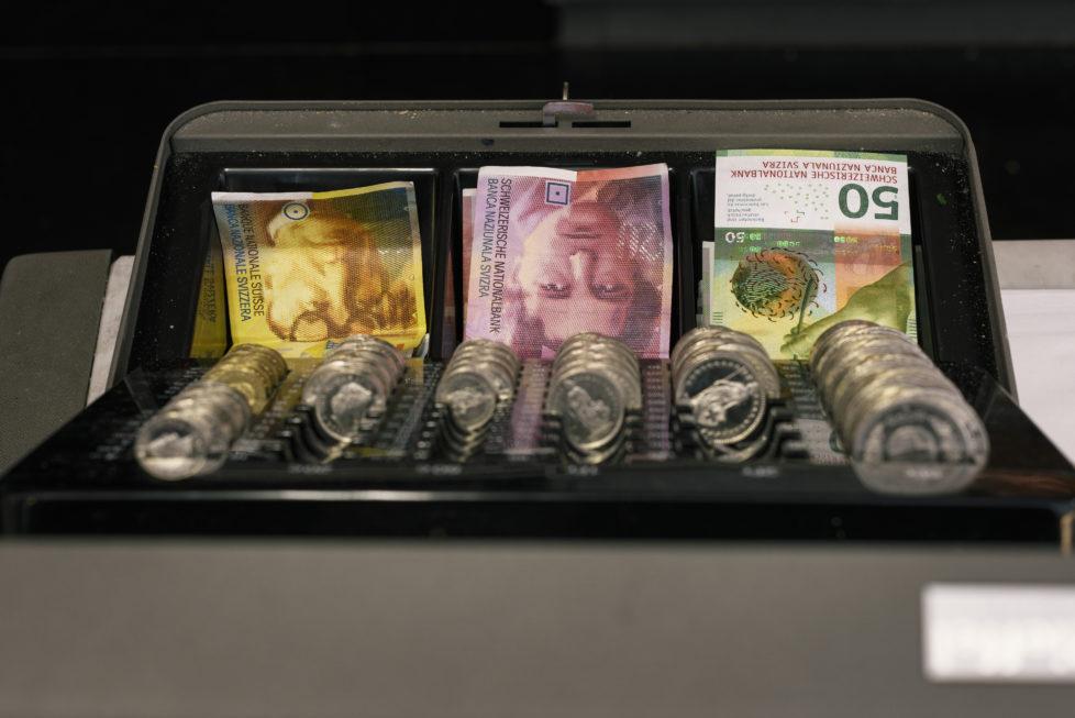 Bankenzusammenbruch: 100'000 Franken Einlage pro Kunde sind geschützt. Foto: Key