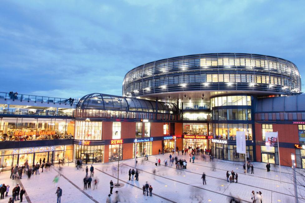 Rathausgalerie Leverkusen (D): Aus dem Portfolio des CS Euroreal