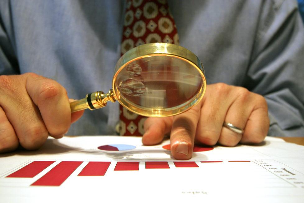 Drum prüfe, wer sein Geld auf ein Bankkonto legt. Foto: Getty Images