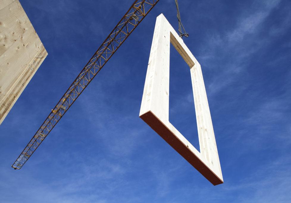 Crowdfunding: Alternative Anlage von Privatinvestoren in Immobilien. Foto: Getty