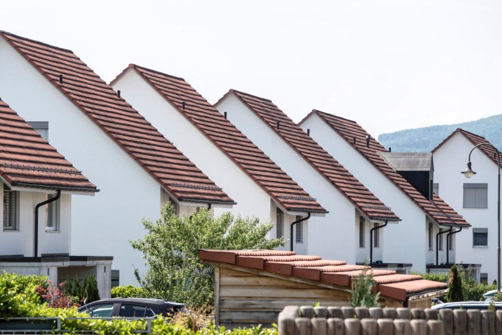 Hypothek aufs Eigenheim: Eine Rückzahlung ist oft ein besseres Geschäft. Foto: Doris Fanconi