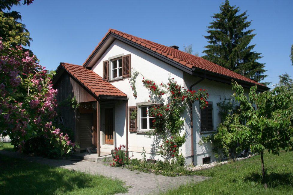 Hypotheken: Kürzere Fristen für die Amortisation. Foto: Bruno Schlatter