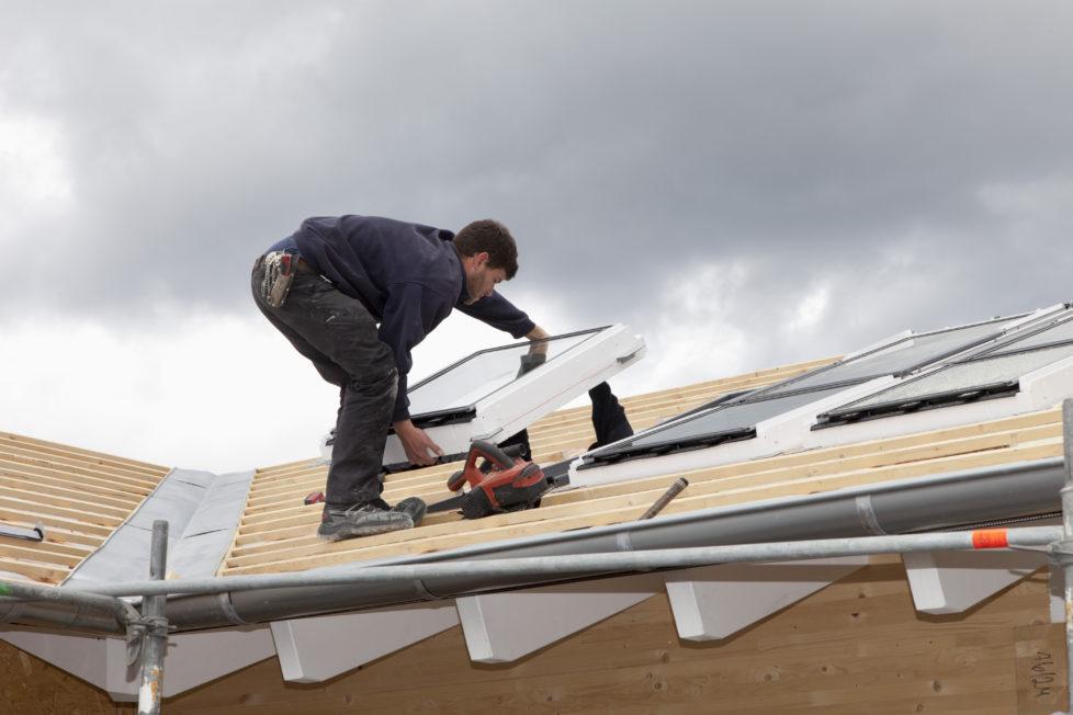 Finanzierung des Umbaus: Grundsätzlich sind Liborhypotheken riskanter. Foto: Getty