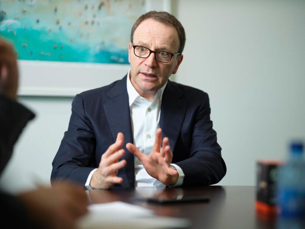 Mark Schneider, CEO Nestlé