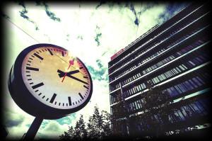 Eroeffnung Hauptsitz SBB im Quartier Wankdorf. © Adrian Moser