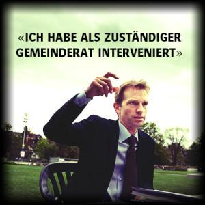 Alexandre Schmidt, Finanzdirektor Stadt Bern im Marzili Bern © Valerie Chetelat