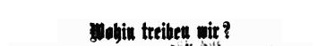 Intelligenzblatt 1901
