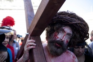 Orthodox Christians In Jerusalem Celebrate Good Friday